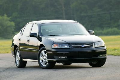 Used 2004 Chevrolet Impala LS