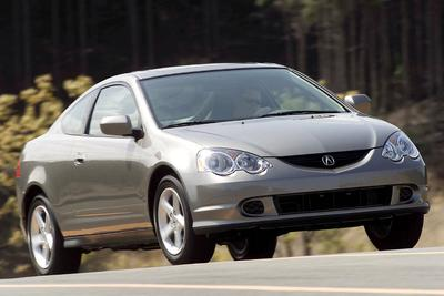 Used 2004 Acura RSX