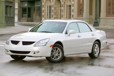 Used 2004 Mitsubishi Diamante LS