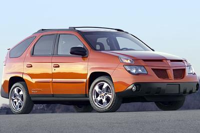 Used 2004 Pontiac Aztek