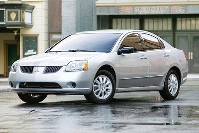 2004 Mitsubishi Galant DE
