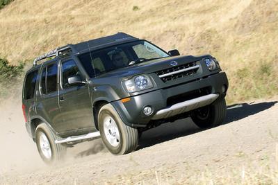 Used 2004 Nissan Xterra XE-V6