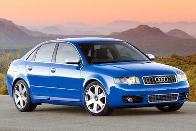 Used 2004 Audi S4 4.2 quattro