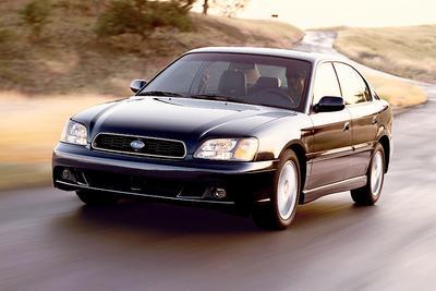 Used 2004 Subaru Legacy L