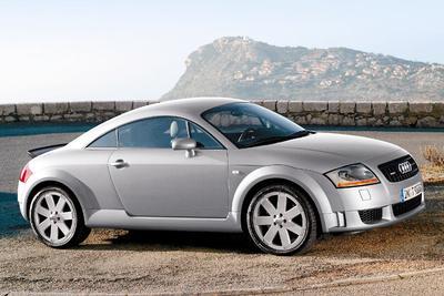 Used 2004 Audi TT 3.2 quattro Roadster