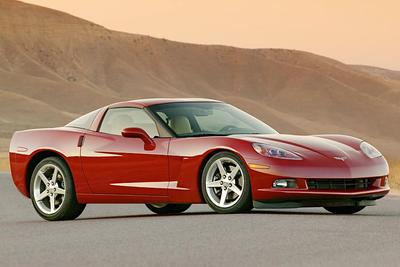 Used 2005 Chevrolet Corvette