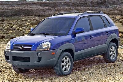 Used 2005 Hyundai Tucson GLS
