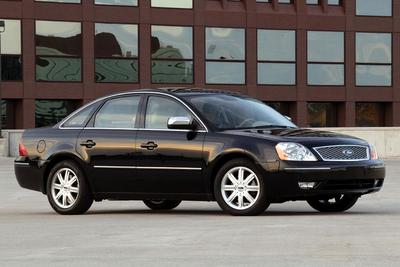 Used 2005 Ford Five Hundred Limited