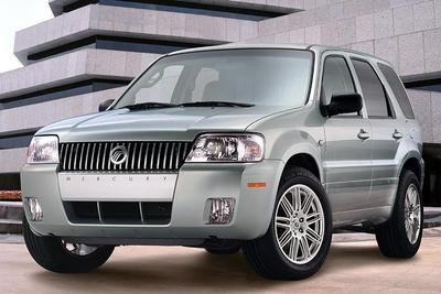 Used 2005 Mercury Mariner 103 WB