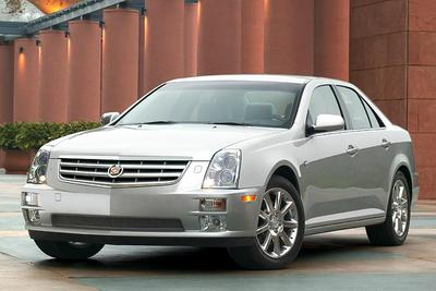 Used 2005 Cadillac STS 4dr Sdn V6