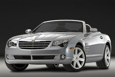 Used 2005 Chrysler Crossfire Limited