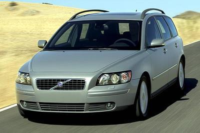 Used 2005 Volvo V50 T5