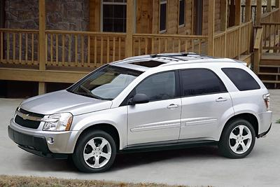 Used 2005 Chevrolet Equinox LS