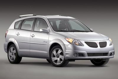 Used 2005 Pontiac Vibe