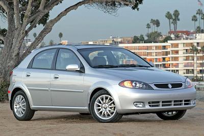 Used 2005 Suzuki Reno S