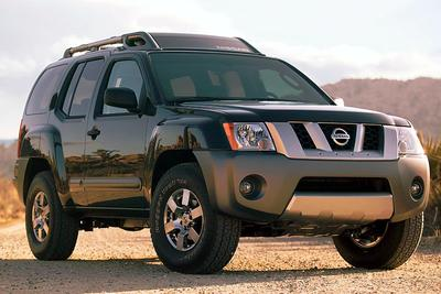 Used 2005 Nissan Xterra Off-Road