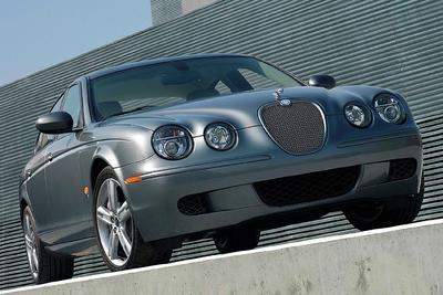 Used 2005 Jaguar S-Type R