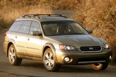 Used 2005 Subaru Outback 2.5i Limited