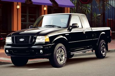 Used 2004 Ford Ranger XLT