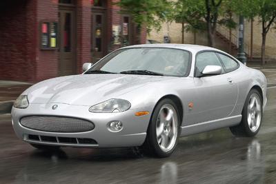 Used 2005 Jaguar XKR