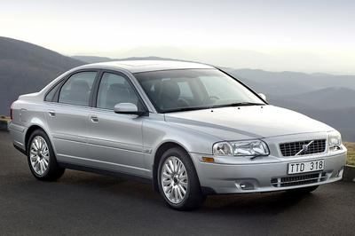 Used 2004 Volvo S80 T6