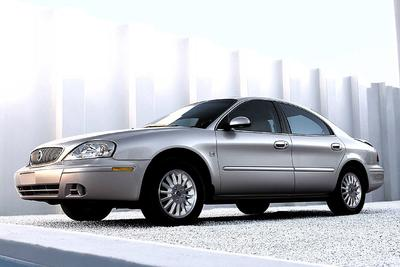 Used 2005 Mercury Sable LS