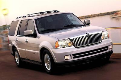 Used 2005 Lincoln Navigator LUXU