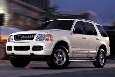 Used 2005 Ford Explorer Eddie Bauer