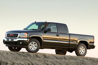 Used 2005 GMC Sierra 1500 SLE