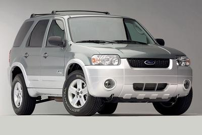 Used 2005 Ford Escape Hybrid Base