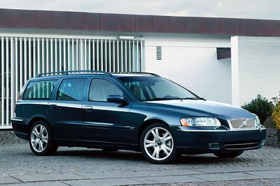 2005 Volvo V70 2.5T