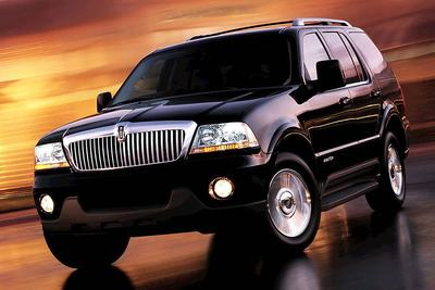 Used 2005 Lincoln Aviator Luxury
