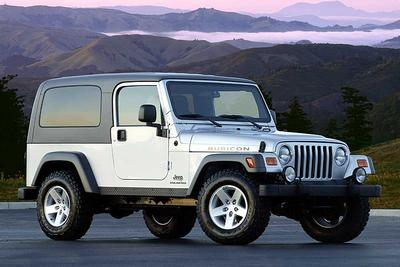 Used 2005 Jeep Wrangler X