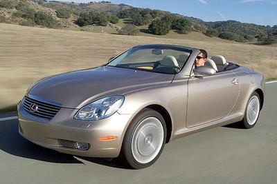 Used 2005 Lexus SC 430