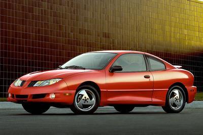 Used 2005 Pontiac Sunfire