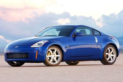 Used 2005 Nissan 350Z Grand Touring