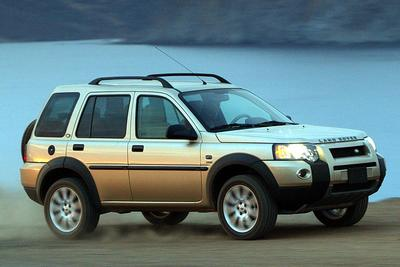 Used 2005 Land Rover Freelander SE