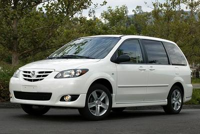 Used 2005 Mazda MPV LX