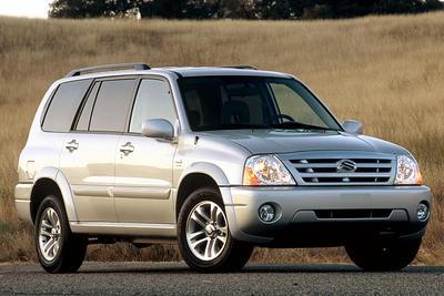 Used 2005 Suzuki XL7