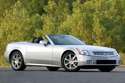 Used 2005 Cadillac XLR Base
