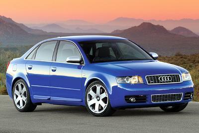 Used 2005 Audi S4 quattro