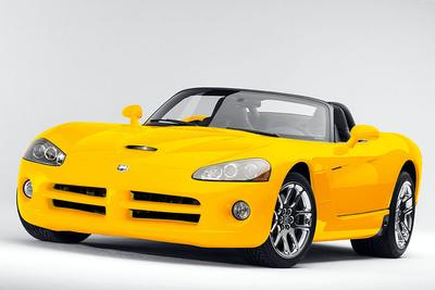 Used 2005 Dodge Viper SRT-10
