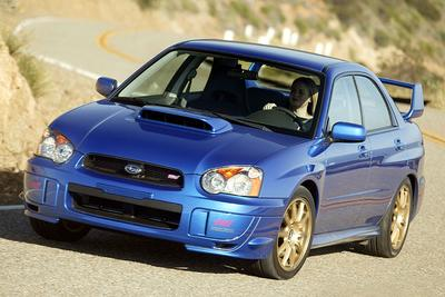 Used 2005 Subaru Impreza WRX Sti