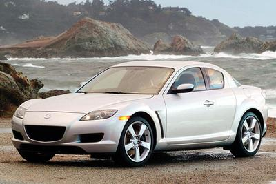 Used 2005 Mazda RX-8 Sport Automatic