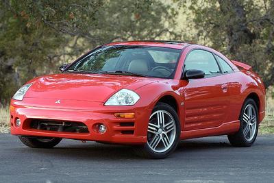 Used 2005 Mitsubishi Eclipse Spyder GTS