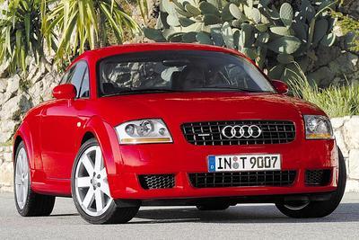 Used 2005 Audi TT 3.2L