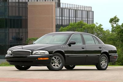 Used 2005 Buick Park Avenue Ultra