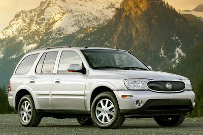 Used 2005 Buick Rainier CXL
