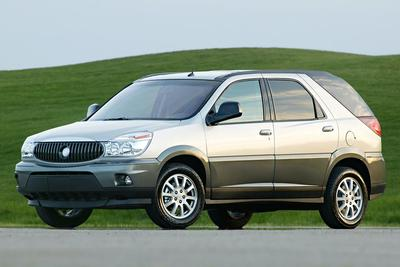 Used 2005 Buick Rendezvous AWD