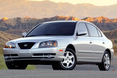 Used 2005 Hyundai Elantra GLS